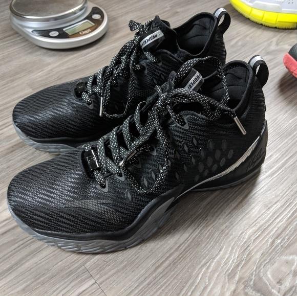 anta Shoes   Anta Kt3 Low Black Panther